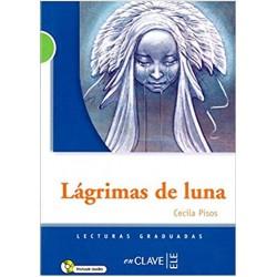 Lecturas Adolescentes - Lágrimas de luna + CD audio