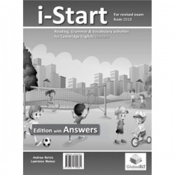 Cambridge YLE - Pre-A1 STARTERS - i-Start - Student's Edition with CD & Answers Key