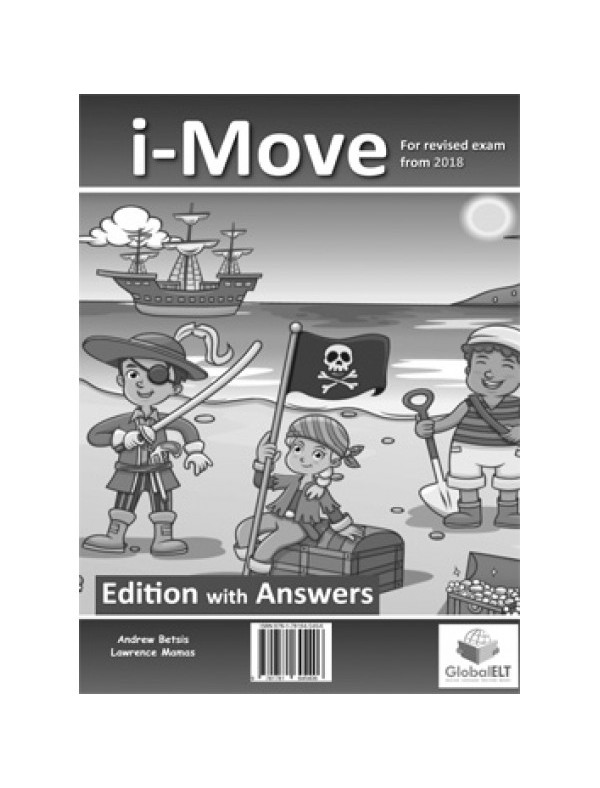Cambridge YLE - A1 MOVERS - i-Move - Student's Edition with CD & Answers Key