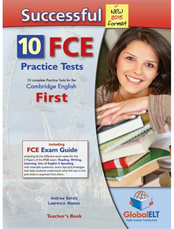 Successful Cambridge English First - FCE - NEW 2015 FORMAT - Self-Study Edition