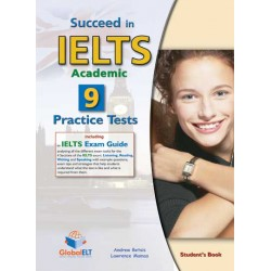 Succeed in IELTS 7.0-8.5 - 9 Practice Tests - Self-Study Edition