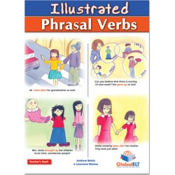 Illustrated Phrasal Verbs - Levels: B1 & B2 - Self Study Edition (including the Answer Key)