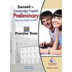 Succeed in Cambridge PET - 10 Practice Tests - Self-Study Edition