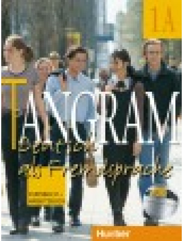 Tangram 1A, Kursbuch und Arbeitsbuch , 4bändig