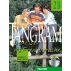 Tangram 2B, Kursbuch und Arbeitsbuch, 4bändig