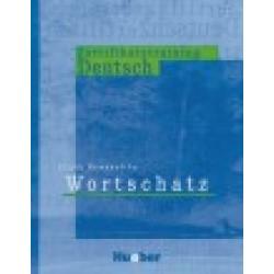 Zertifikatstraining Deutsch, Wortschatz