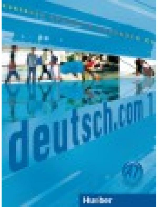 deutsch.com 1, Kursbuch