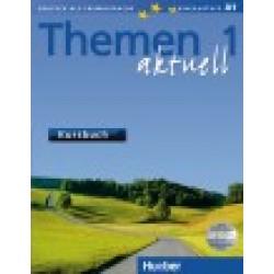 Themen aktuell 1, Kursbuch + CD-ROM