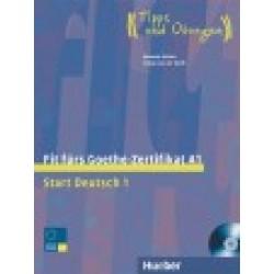 Fit für Goethe-Zertifikat A1, Lehrbuch mit integrierter CD