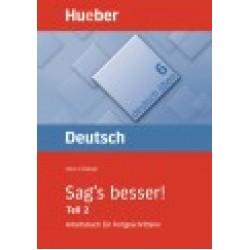 Deutsch üben, Sag's besser!, Teil 2