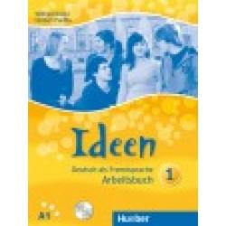 Ideen 1, Arbeitsbuch mit CD zum Arbeitsbuch