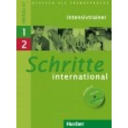 Schritte international 1+2, Intensivtrainer + CD