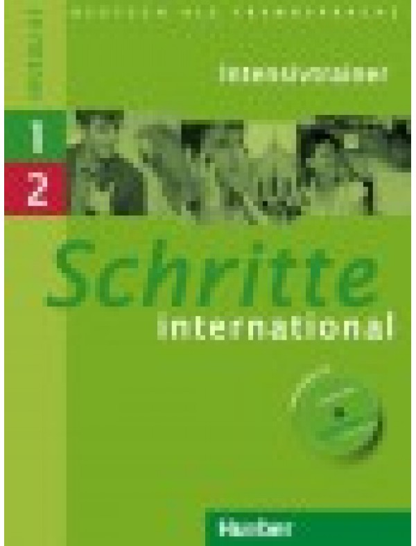 Schritte international 1+2, Intensivtrainer + CD