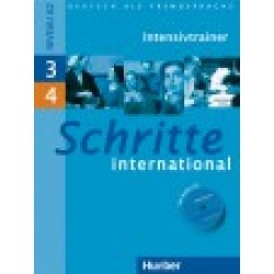 Schritte international 3+4, Intensivtrainer + CD