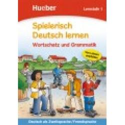 Spielerisch Deutsch lernen-Lernstufe 1