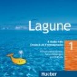 Lagune 1, 3 CDs Hörverstehen und Sprechübungen
