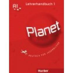 Planet 1, Lehrerhandbuch