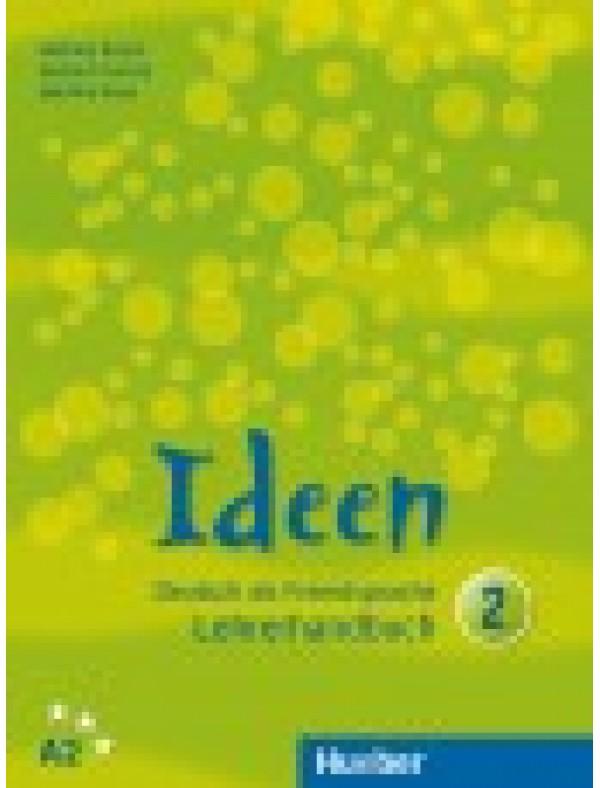 Ideen 2, Lehrerhandbuch