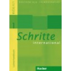 Schritte international 1, Lehrerhandbuch