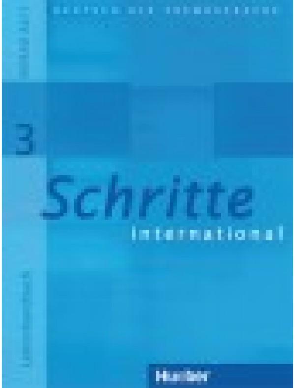 Schritte international 3, Lehrerhandbuch