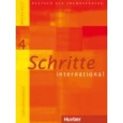 Schritte international 4, Lehrerhandbuch