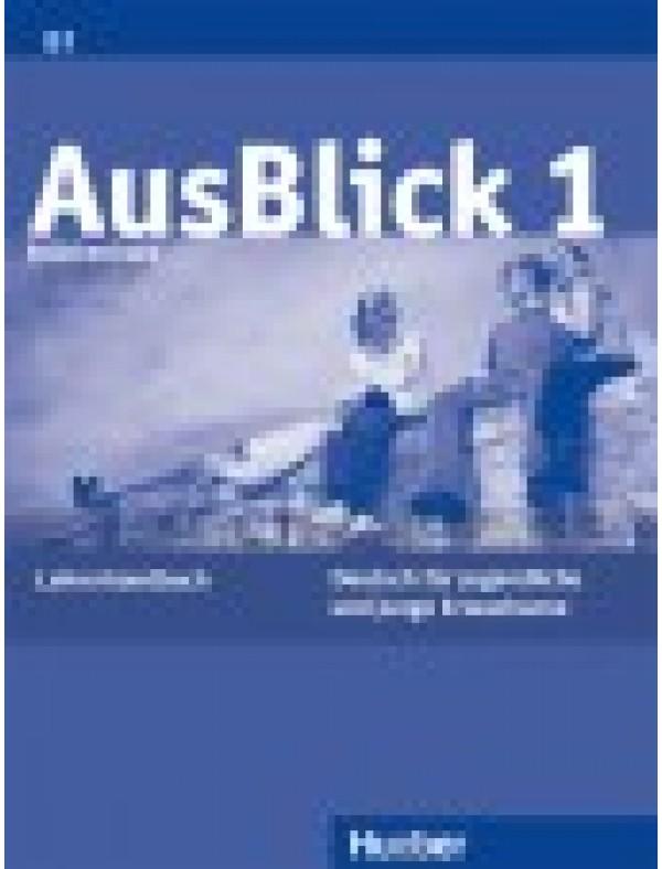 AusBlick 1, Lehrerhandbuch