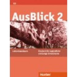 AusBlick 2, Lehrerhandbuch