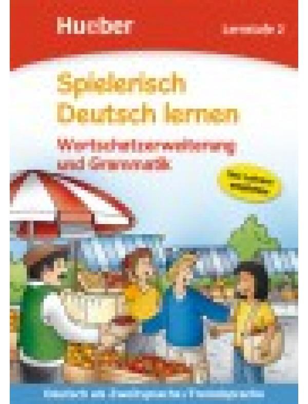 Spielerisch Deutsch lernen-Lernstufe 2