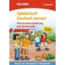 Spielerisch Deutsch lernen-Lernstufe 3