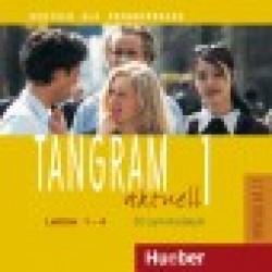 Tangram aktuell 1, Lektion 1-4, CD zum Kursbuch