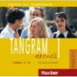 Tangram aktuell 1, Lektion 5-8, CD zum Kursbuch