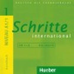 Schritte international 1, 2 CDs zum Kursbuch
