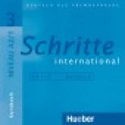 Schritte international 3, 2 CDs zum Kursbuch