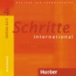 Schritte international 4, 2 CDs zum Kursbuch