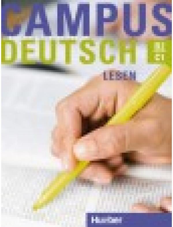 Campus Deutsch, Lesen, Kursbuch