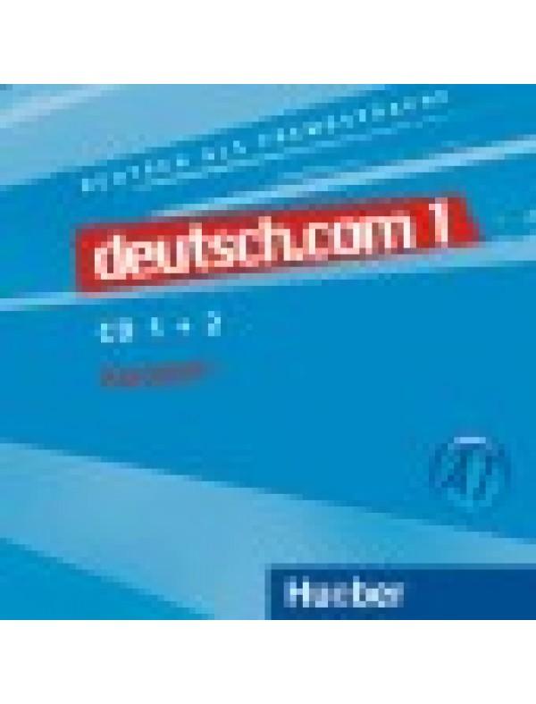 deutsch.com 1, CDs zum Kursbuch