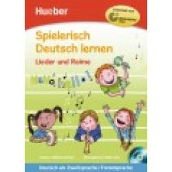 Spielerisch Deutsch lernen-Lieder, Paket