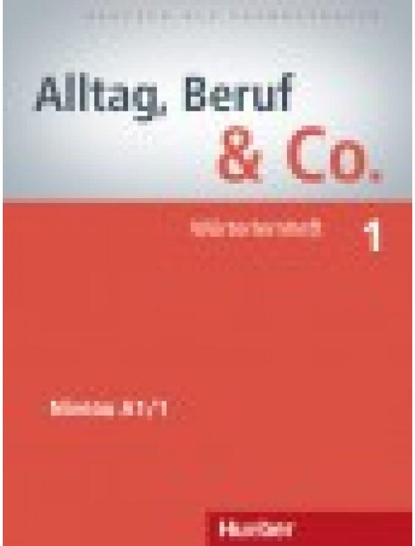 Alltag, Beruf & Co. 1, Wörterlernheft