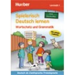 Spielerisch Deutsch lernen, Neue Geschichten -  Wortschatz und Grammatik - Lernstufe 1