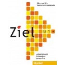 Ziel B1 plus, Arbeitsbuch Lösungen
