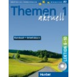 Themen aktuell 1, Kursbuch und Arbeitsbuch, Lektion 6-10