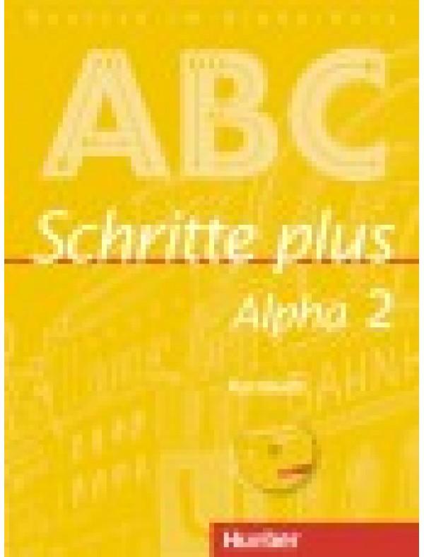 Schritte plus Alpha 2, Kursbuch + Audio-CD
