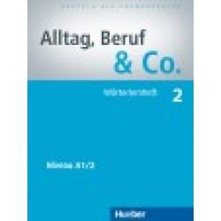 Alltag, Beruf & Co. 2, Wörterlernheft