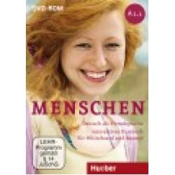 Menschen A1/1, Interaktives Kursbuch, DVD-ROM