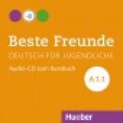Beste Freunde A1/1, CD zum Kursbuch