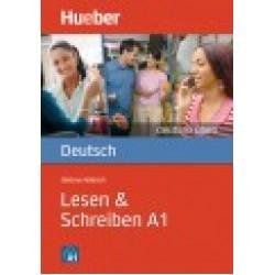 Deutsch üben, Lesen & Schreiben A1