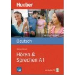 Deutsch üben, Hören & Sprechen A1, Buch mit CD