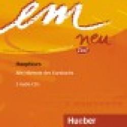 em neu Hauptkurs, 2 CDs zum Kursbuch
