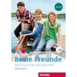Beste Freunde A1/2, Arbeitsbuch+CD-ROM