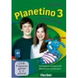 Planetino 3, interaktives Kursbuch, DVD-ROM